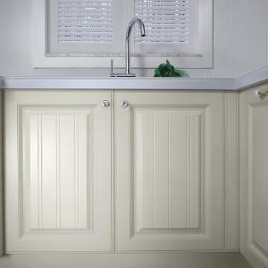 司米 新品|司米厨柜 整体橱柜定做 简欧派式厨柜门定制 石英石厨房橱柜 整体橱柜 smfdbl4-1