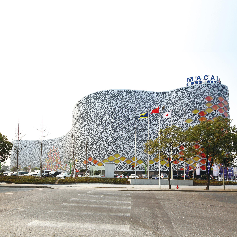 上海金桥商场