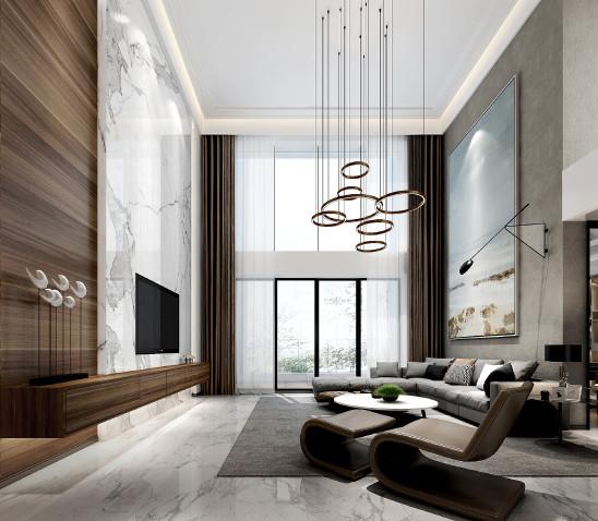 饰界丨典雅温馨的复式空间