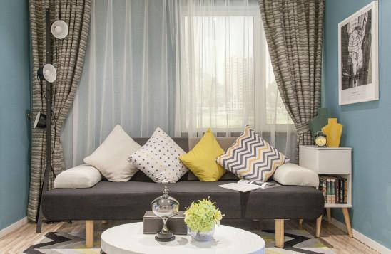 城投国际公寓简约风格