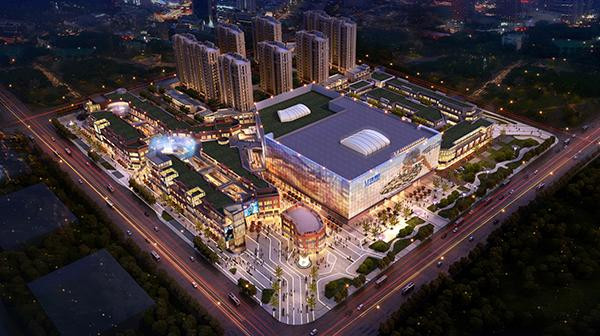 上海金山商场