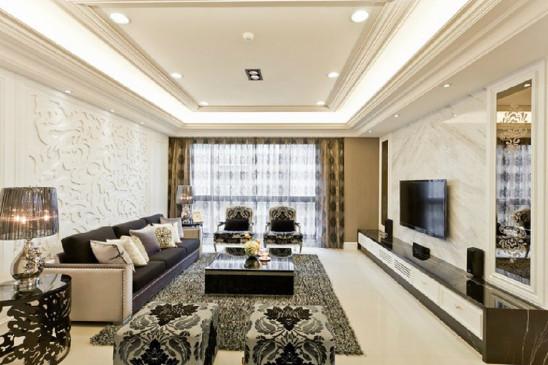 新婚房新古典风格