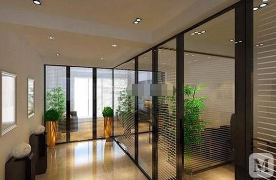装修指南 家装案例 正文  办公室是人们从事行政工作的特定环境,在