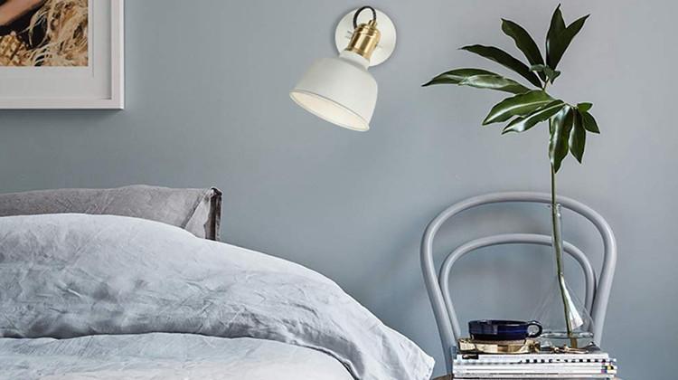 一盏精致温暖的壁灯,开启夜晚家的幸福时光