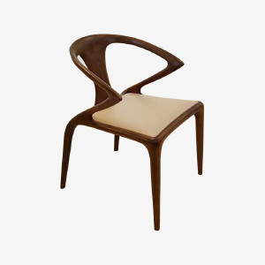 北欧E家 餐椅 现代时尚餐厅 风尚2049 M-09