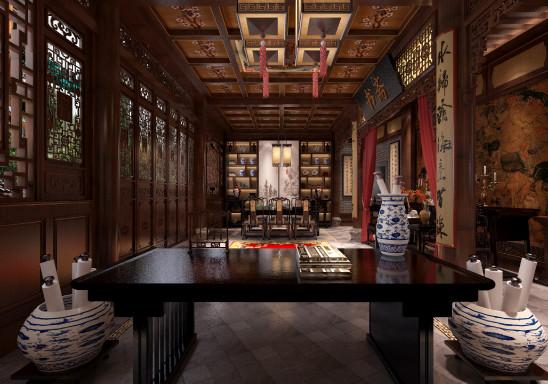 中式四合院传承之美