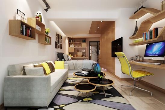 小宅极致的空间利用