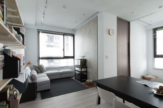 简单舒适一居室装修