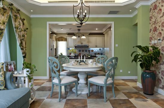 5房别墅演绎地中海风情