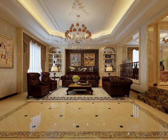 欧式设计风格 别墅