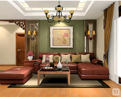 一进门客厅沙发摆放效果图欣赏以及摆放方法介绍