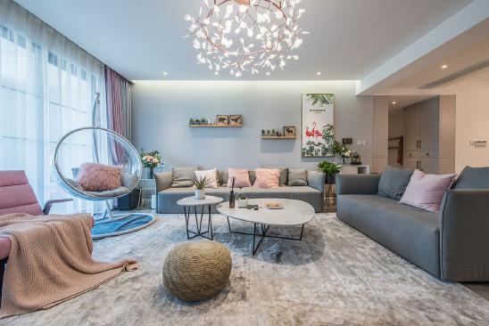 260㎡老宅翻新丨住进最美的家,浪漫到时光里!