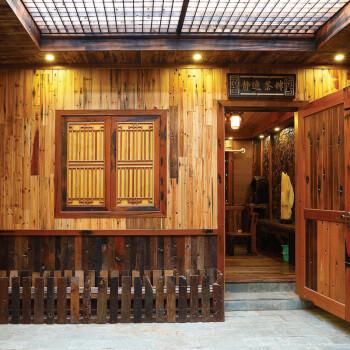 老船木纯实木地板