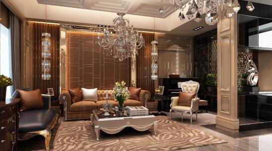 新古典室内设计&软装设计
