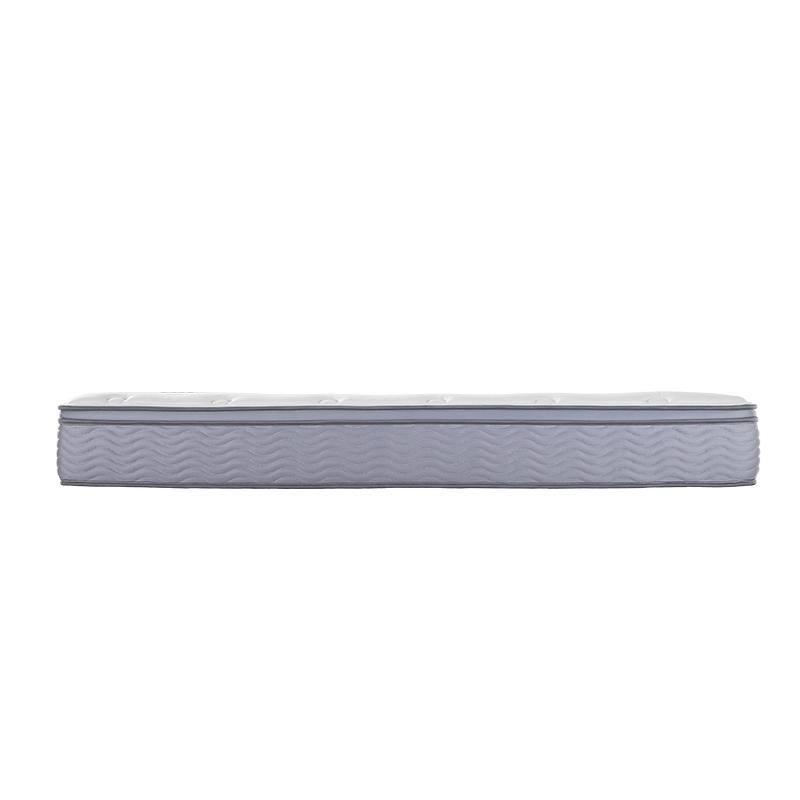催眠大师天然乳胶独立弹簧床垫1.8米