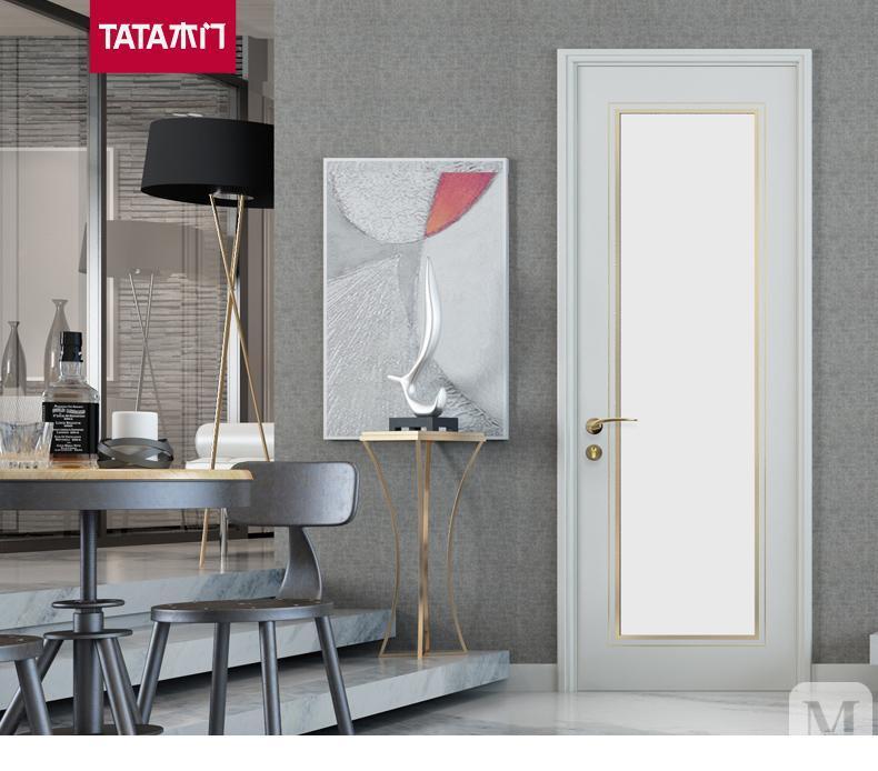 TATA 实木复合门(含门套、不含五金件) JO-026B