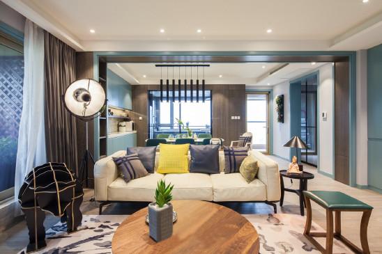 四室两厅 大气优雅现代风