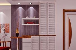 壁柜装修效果图欣赏,壁柜如何装修设计呢