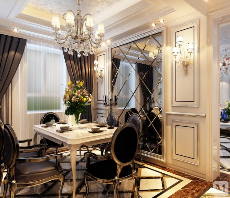 【裝修設計】餐廳背景效果圖欣賞 好的設計讓你的餐廳展現最大的魅力