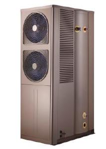 美的 空气能热水机 聚集空气中的热量 RSL-65/350RD