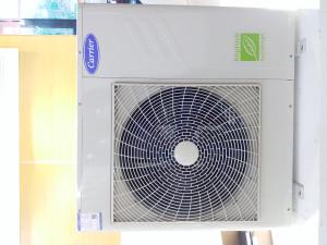 开利空调 空调外机 美国开利空调采用全直流变频技术,温差小噪音小,省电高达30% 38VRF100(一拖三)