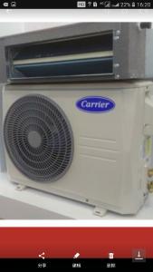 开利空调 空调外机 美国开利空调采用全直流变频技术,温差小噪音小,省电高达30% 38YL018