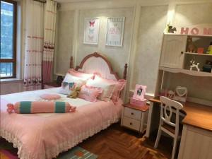 多喜爱 单床 儿童床 QTA602-135-T/W-03