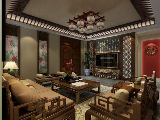 卓达太阳城中式