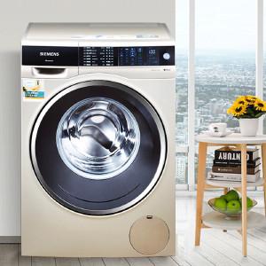 西门子 洗衣机 9公斤滚筒洗衣机 WM14U6690W