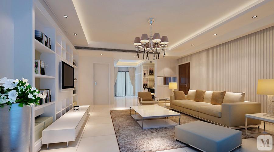 【装修效果图】客厅家具摆放有讲究 客厅风水知识解读