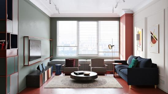 中南锦庭 现代艺术范儿公寓