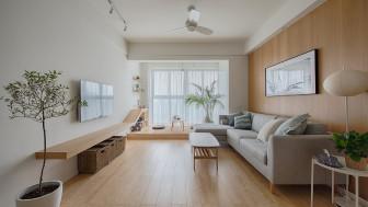日式木之家