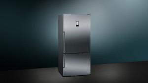 西门子 冰箱 独特C型风冷技术,配合多维出风系统,有效规划冷风轨迹及流量,立体呵护食物新鲜口感; KG86NAI40C