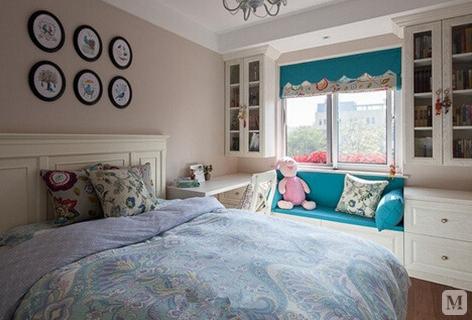 床效果图 卧室小放什么样的床合适及价格分享