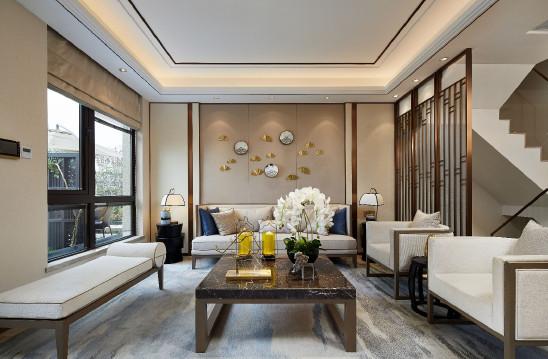 新中式别墅,追寻传统中国情怀
