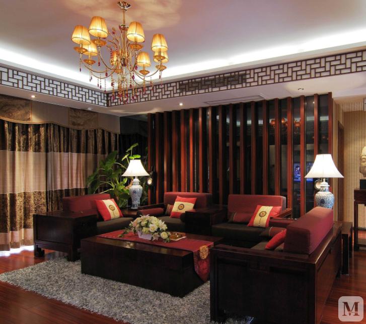 【裝修設計】中式裝修用什么窗簾好 色彩的選擇要全盤考慮