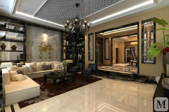 中式别墅 庄重优雅