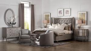 美克A.R.T. 莫里印象卧室套餐 小空间轻奢美式卧室 莫里印象 美克A.R.T.莫里印象卧室套餐