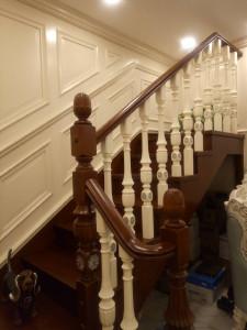 世家屋 大柱 欧式楼梯大柱 SJW-T03