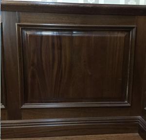 豪利 欧式实木墙板 欧式实木墙板 ZB-006#