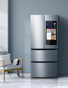 云米 462L互联网冰箱 智能大屏462L多门家用大冰箱 21Face BCD-462WMLA