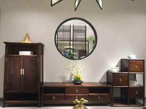 豪典工坊 301电视柜 新中式家具、实木家具 中国概念III 301MB