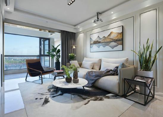 160m²,简约风,雅致绿意的新居