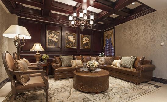 美式经典别墅25