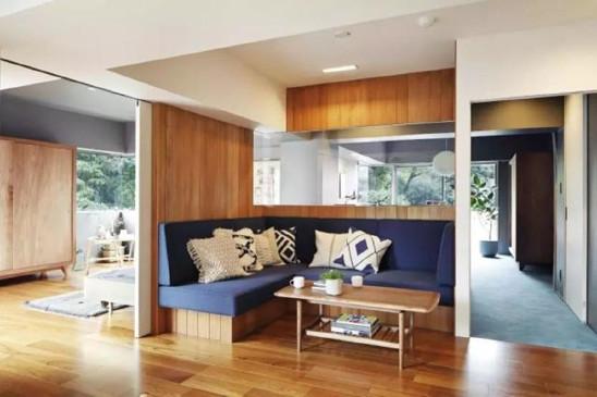 76㎡现代日式,家不仅是房子,更是家人与