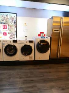 Teka 洗干衣机 63cm宽独立冷凝式大容量洗干衣机 TKW1370WD