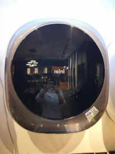 大宇 壁挂洗衣机 大宇第三代智能迷你壁挂洗衣机 DWM30-M2WV