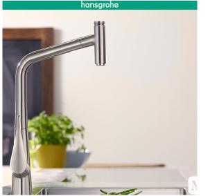 汉斯格雅 水槽套餐 水槽龙头 汉斯格雅(进口) 43202007