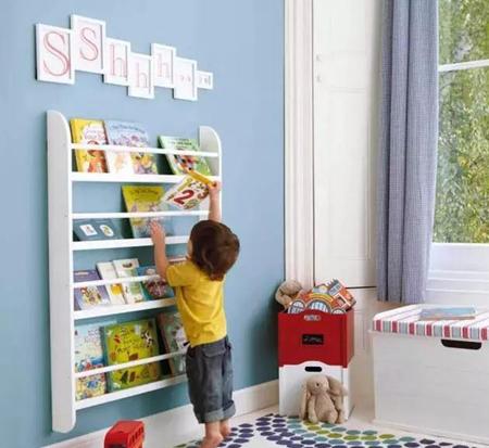 """培养学霸宝宝,你家还缺一个迷人的""""亲子阅读角"""""""