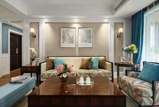 137平米四室两厅,每一寸都美到极致